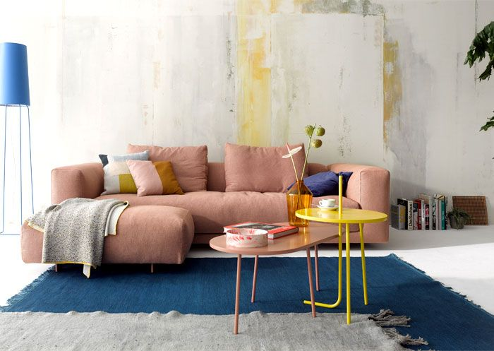Moss Sofa Embodies the Classic Divan in a New Way - InteriorZine ...