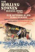 The Rolling Stones Havana Moon en los Yelmo