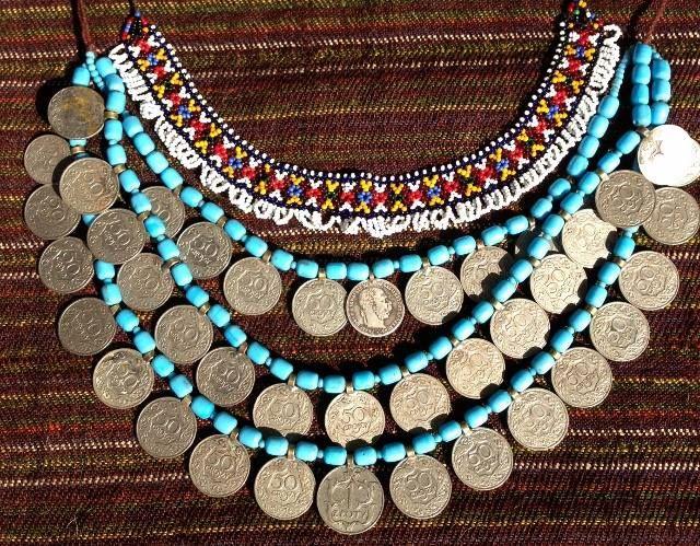 Sylyanka with monety.