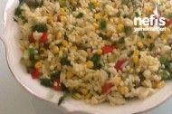 Meksika Fasülyesi Salatası - Nefis Yemek Tarifleri