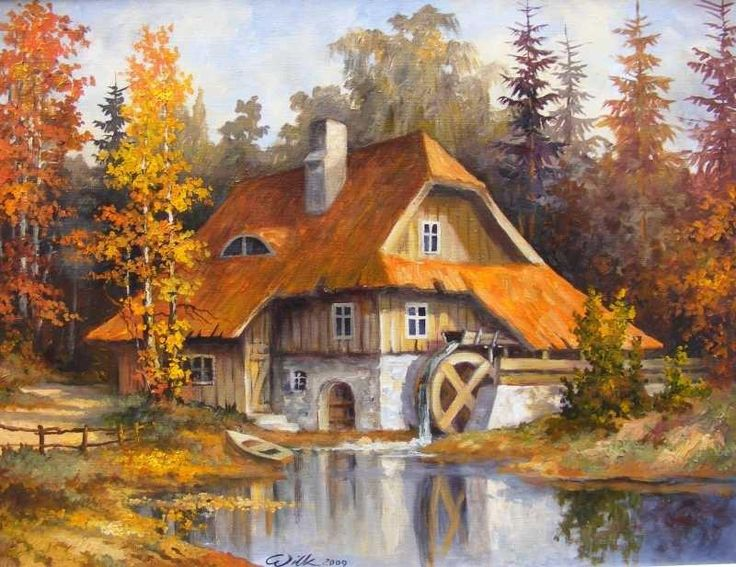 As Cores Da Arte: Stanislaw Wilk
