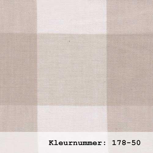 Gordijnstof boerenbont ruit 5cm - kleurnummer 178-50 uit de collectie van Boer & Bontig. Leuk voor op een kinderkamer / www.boerenbontig.nl #jongenskamer #kinderkamer #gordijn #vouwgordijn