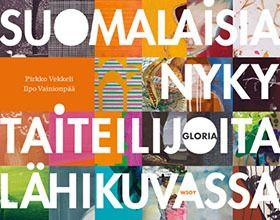 Suomalaiset nykytaiteilijat lähikuvassa