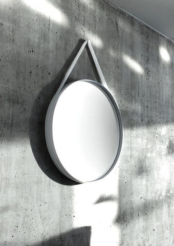 Strap Mirror by Hay Denmark
