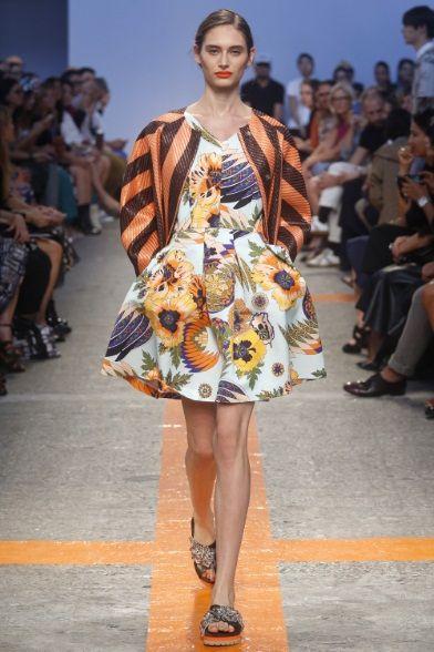 Sfilata MSGM Milano - Collezioni Primavera Estate 2014 - Vogue