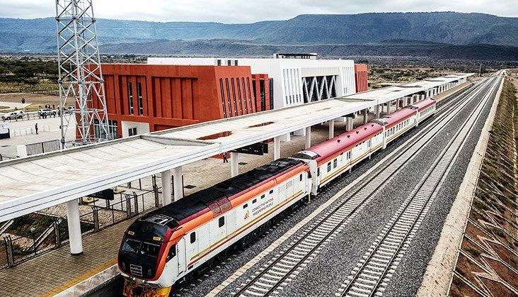 Angola Tanzania Railway Line Construction In The Offing Africa Railway Projects News Rail Project Africa Globaltenderscompa Angola Africa Tanzania Angola