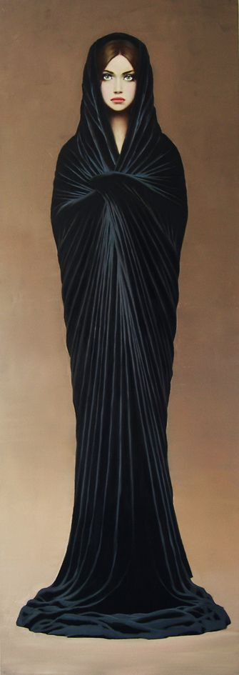 Taras Loboda. I'm enjoying the very-nearly-completely symmetrical approach to this figure.