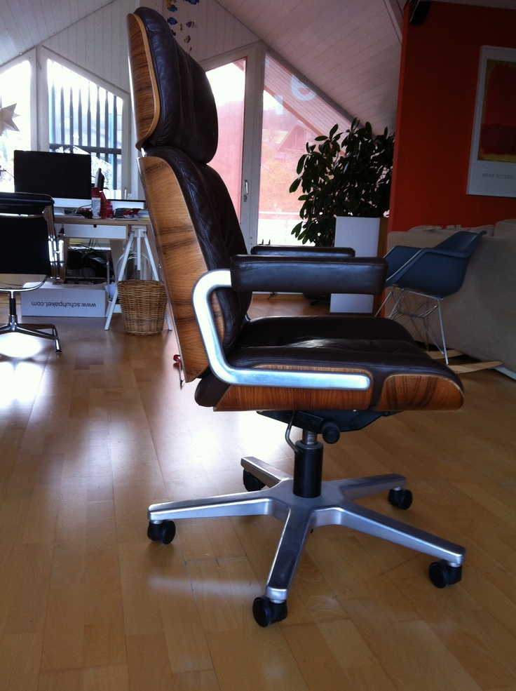 Swiss Stoll Giroflex office chair