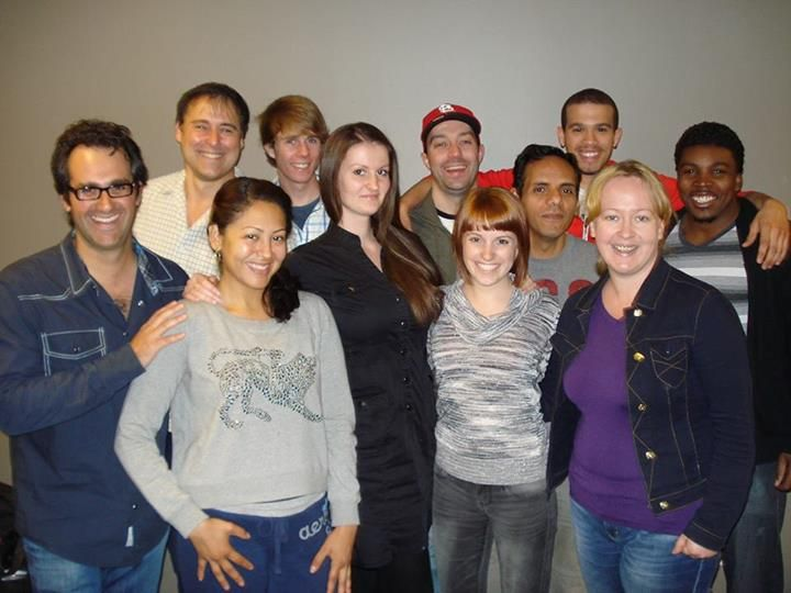 Here's a pick of our own Glenn Hall at the Casting Workbook Industry Lecture at the Toronto Film School featuring the Spring/Summer 2013 Graduating Class!!
