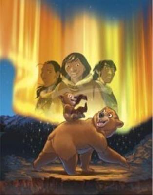 *KODA & KENAI (Northern Lights) ~ Brother Bear
