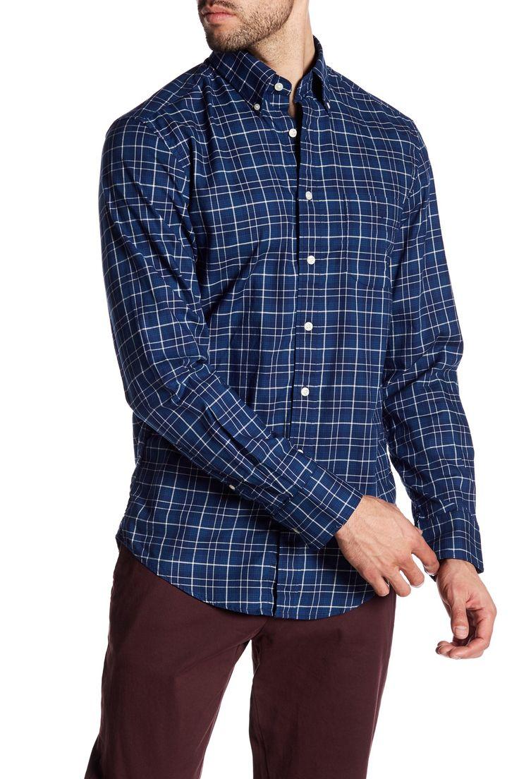 Tiebreak Twill Regular Fit Long Sleeve Shirt
