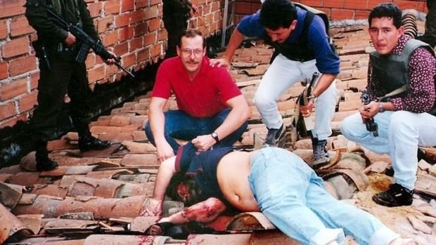La auténtica muerte de Pablo Escobar, el sanguinario Zar