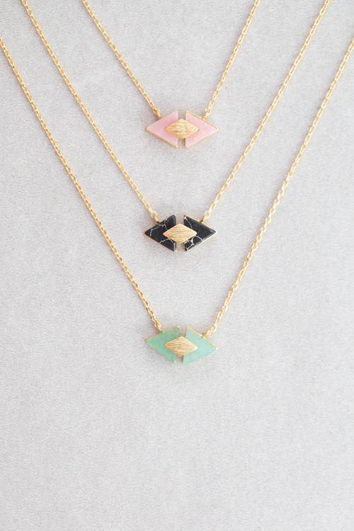 Lovoda - Argyle Stone Necklace, $20.00 (http://www.lovoda.com/argyle-stone-necklace/)