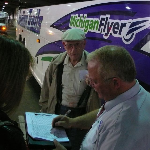 The Wayne County Airport Authority has settled a lawsuit with advocates for the disabled and elderly over relocating public transportation services