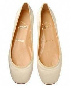 e1daa7f04c8 Perfect Louboutin flats for any bride and any wedding.  ChristianLouboutin