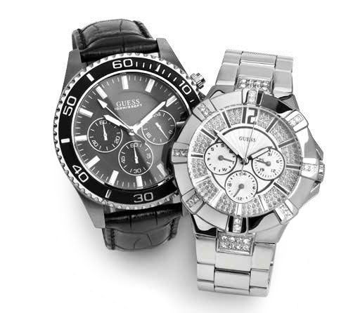 Win a his and hers watch set from Sterns