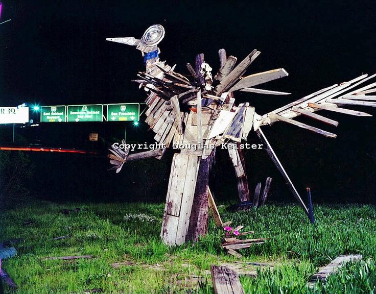 Emeryville Mudflats Sculpture Of The 60s U0026 70s · Garden SculpturesArt ...