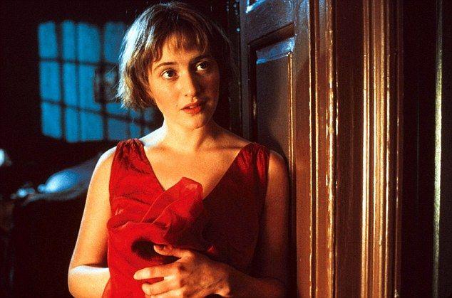 Kate Winslet in Iris 2001