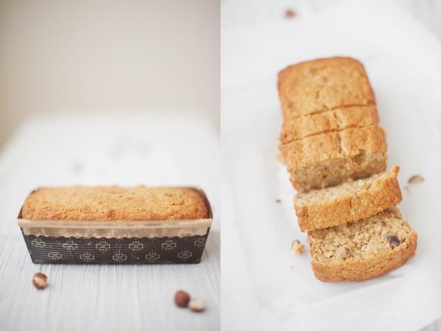 Caramel Hazelnut Banana Bread | Dessert | Pinterest | Banana Bread ...