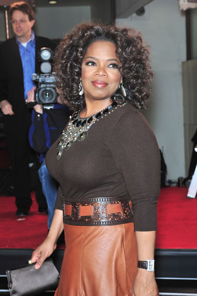 oprah winfrey a talk show host billionaire and much more A biographical sketch of oprah winfrey, billionaire talk show host, producer, and philanthropist, known for her interviews as well as her good works.