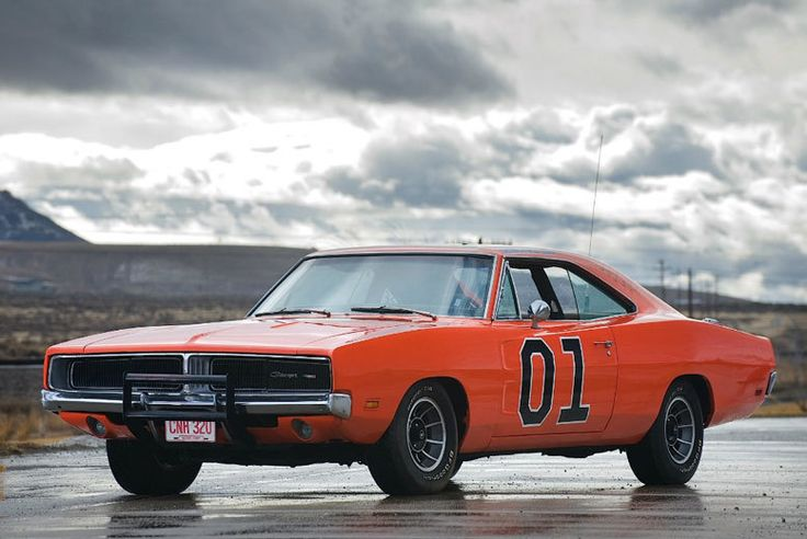 'The Dukes of Hazzard' Dodge Charger Experience - 4 Locations!