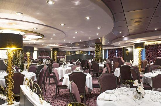 MSC Preziosa, L'Arabesque Restaurant