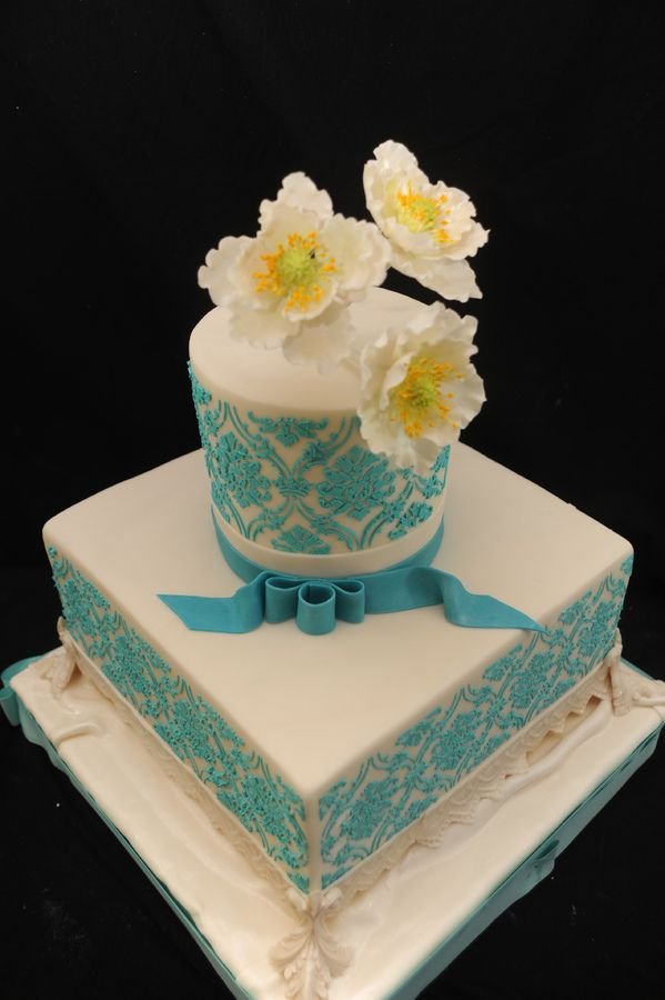 wedding cakes in lagunbeach ca%0A damask wedding cake