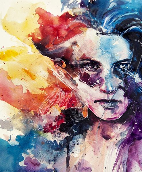 """like wildfire"""" (detail) 