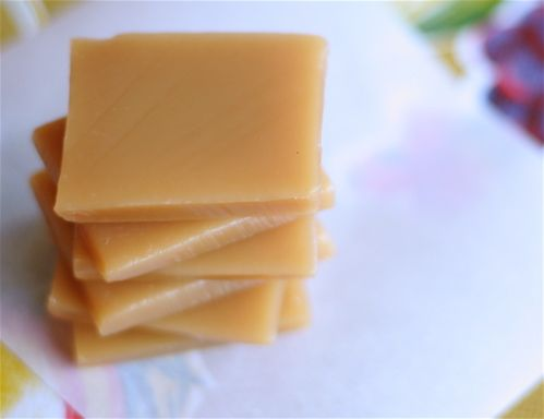 ALMOST Thornton's toffee recipe - recipe is in Epicurious link at bottom of the page