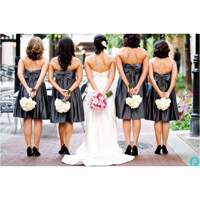 Maids and Bride picture