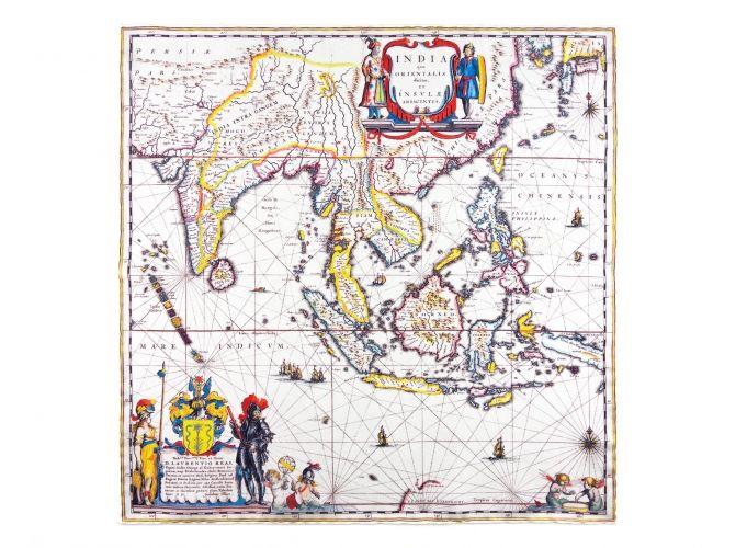 India quae Orientalis dicitur, et insulae adiacentes (Latin