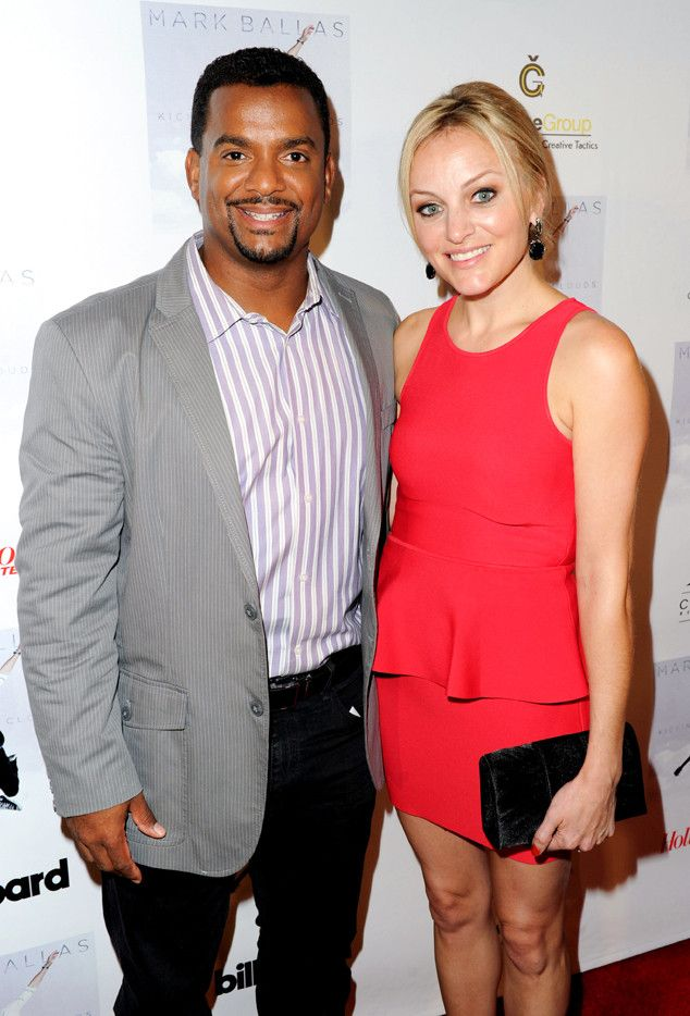 Dancing With the Stars' Alfonso Ribeiro Asks for Prayers, Gets Support  From Wife After Injury—Will He Perform?  Alfonso Ribeiro, Angela Unkrich