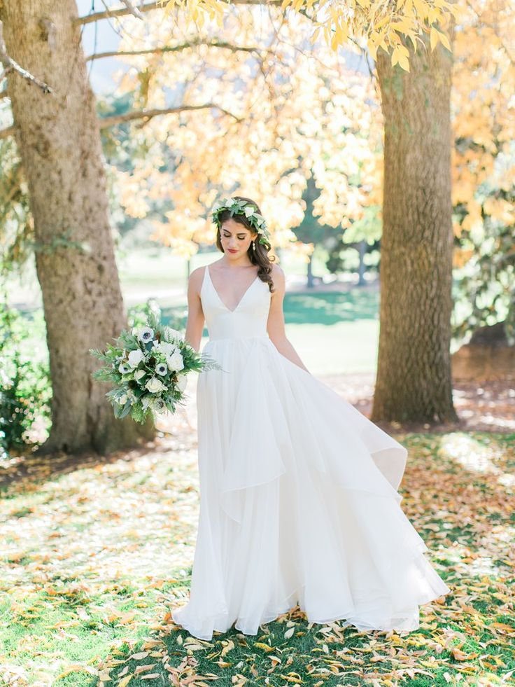 9 best Wedding Dresses Perfect for a Mountain Wedding images on ...