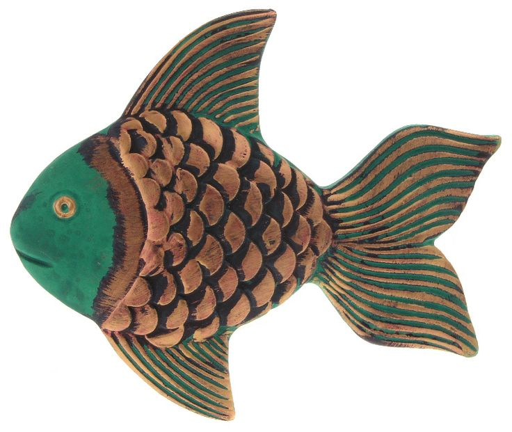 39 best clay fish images on pinterest clay fish pisces for Ceramic fish sculpture
