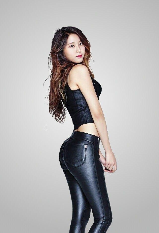 Seolhyun body goals