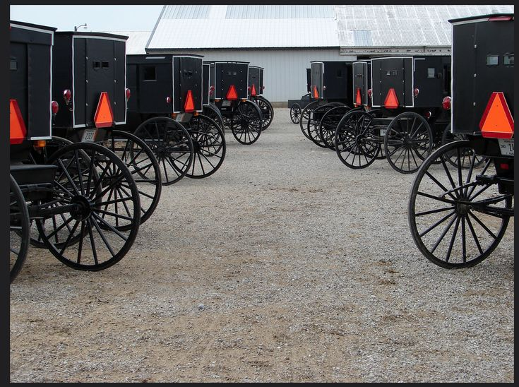 Everything You Want to Know About Amish Beliefs - Social Shunning