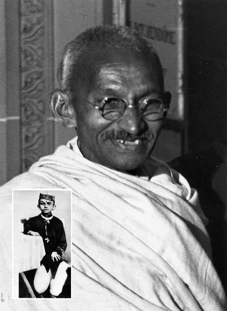 a history of mahatma gandhis leadership Mahatma gandhi biography mahatma gandhi was a prominent  i remember that all through history the ways  but the shy young boy displayed no signs of leadership.