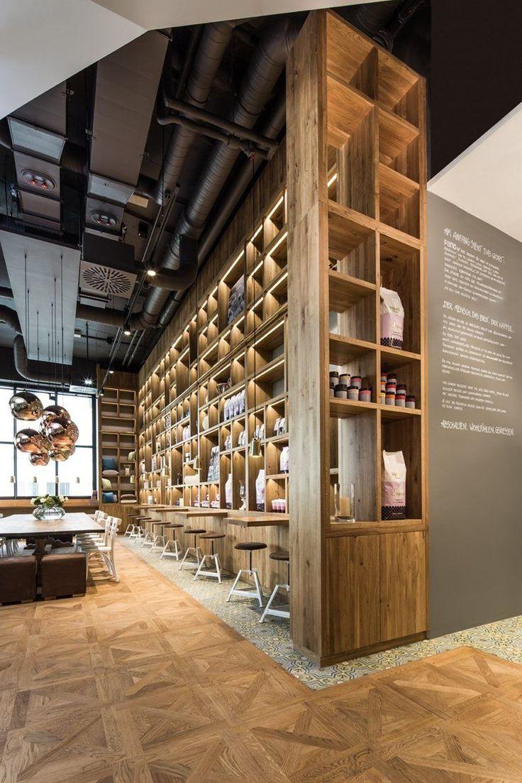 pano BROT KAFFEE, Stuttgart, 2014 - Dittel Architekten #coffeeshop #interiors
