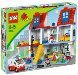 LEGO Duplo - Városi kórház (5795)