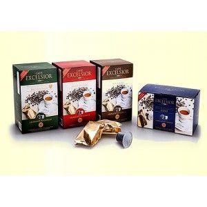 CAPSULE DE CAFE  GOLD BOITE DE 100 UNITE $49 tax incl. www.melba-diffusion.com