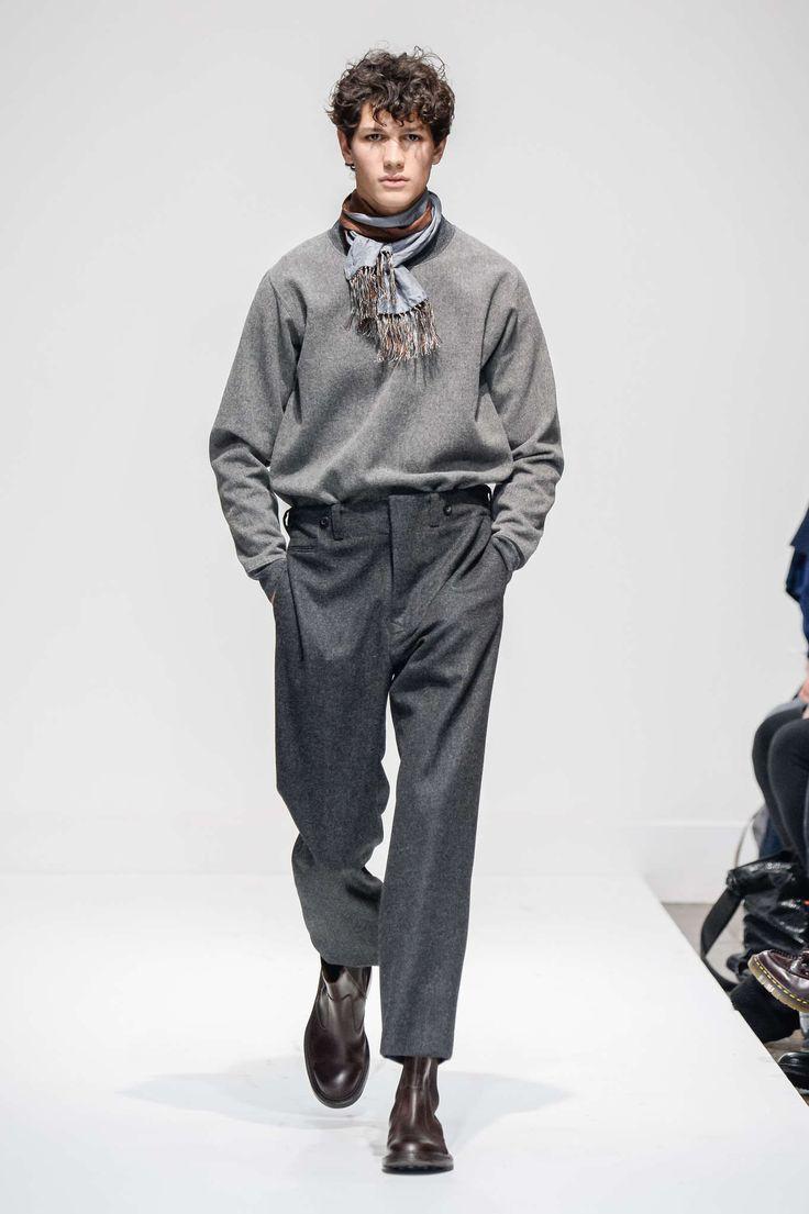 Margaret Howell 秋冬 2016, Menswear - ファッションショー(#23876)
