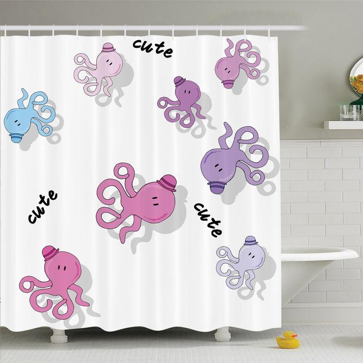 17 Best Ideas About Cute Shower Curtains On Pinterest