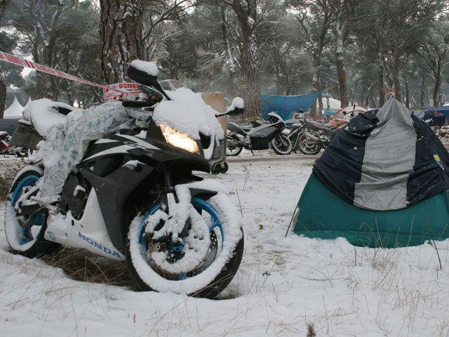 Motos Invierno