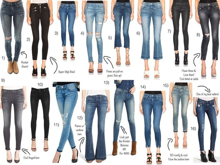 The Style Buzz: Must-Have Denim