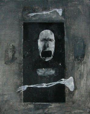 "Saatchi Art Artist Espen Erichsen; Painting, ""Memorandum"" #art"