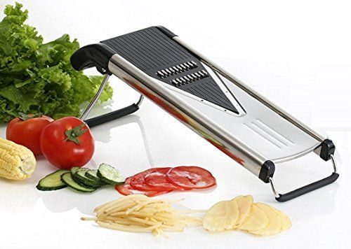 1080 Best Graters Peelers & Slicers Images On Pinterest  Kitchen Glamorous Kitchen Mandoline Review