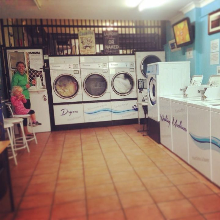uptown laundry makeover