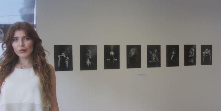 Kat von Rose / Metamorphosis Exhibition 2016  #photography #artgallery #exhibition #artshow #katvonrose