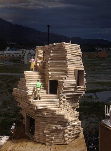 Designing housing after Fukushima | Toyo Ito and the Home For All | Spoon & Tamago