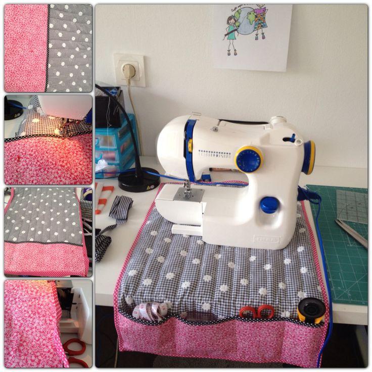 Tapete para maquina de costura